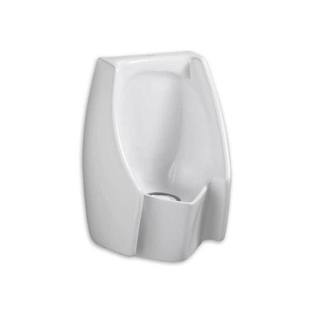 American Standard Large Waterless Urinal With Kit Wht