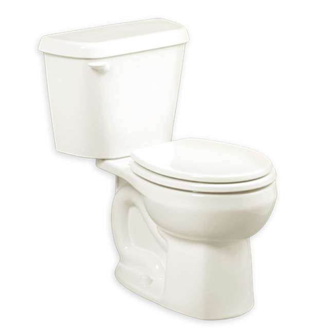 American Standard Colony Round Front 12 Inch Rough- in 1.6 gpf Toilet in White