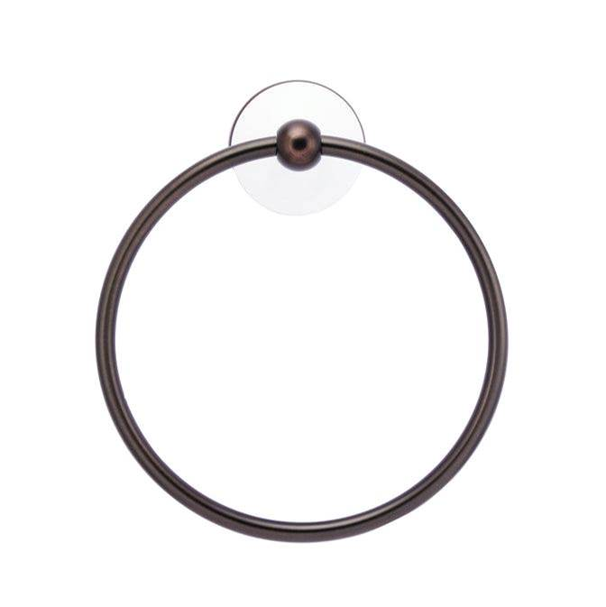 Barclay Anja Towel Ring, Oil Rubbed Bronze