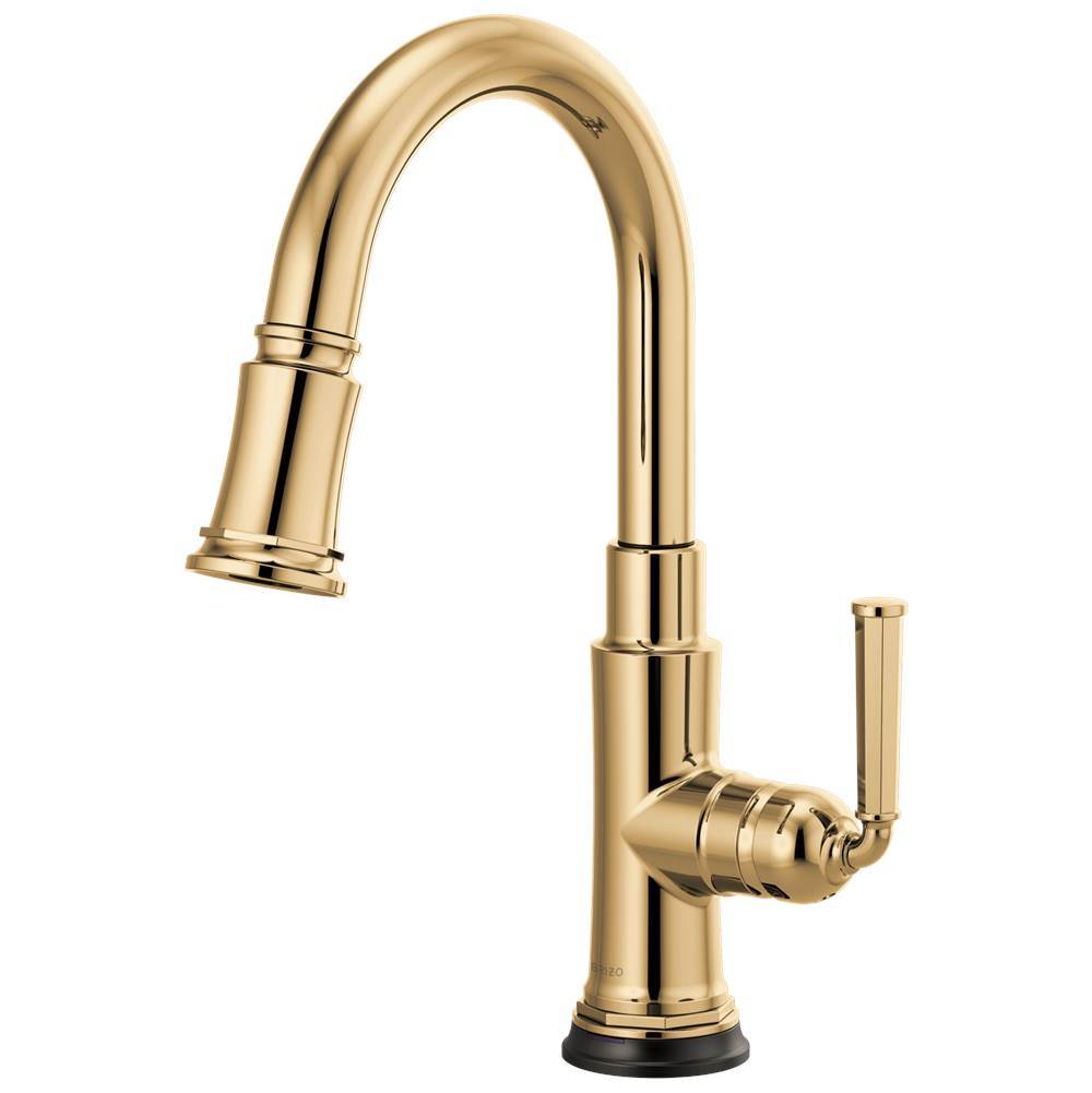 Brizo Rook: SmartTouch®  Pull-Down Prep Faucet