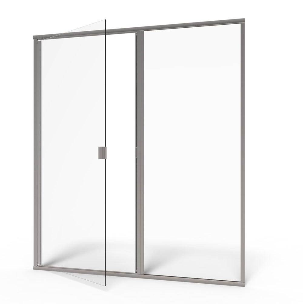 Basco SEMI-FRAMELESS CONT HINGE DOOR & PANEL