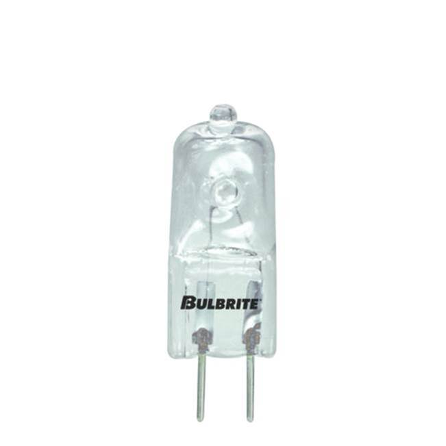 Bulbrite 20W T4 Jcd Halogen Clear G6.35