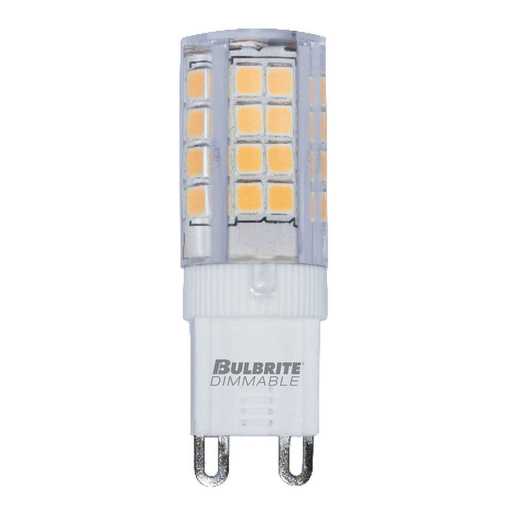 Bulbrite 4.5W Led G9 Clear 2700K 120V Dimmable