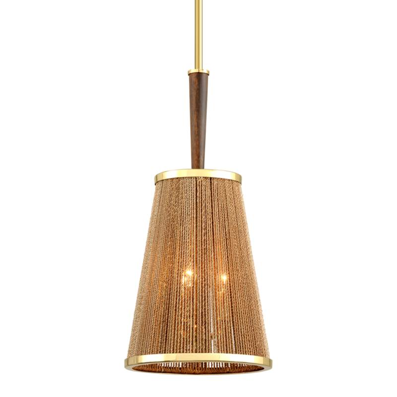 Corbett Lighting Rhodos 3Lt Pendant