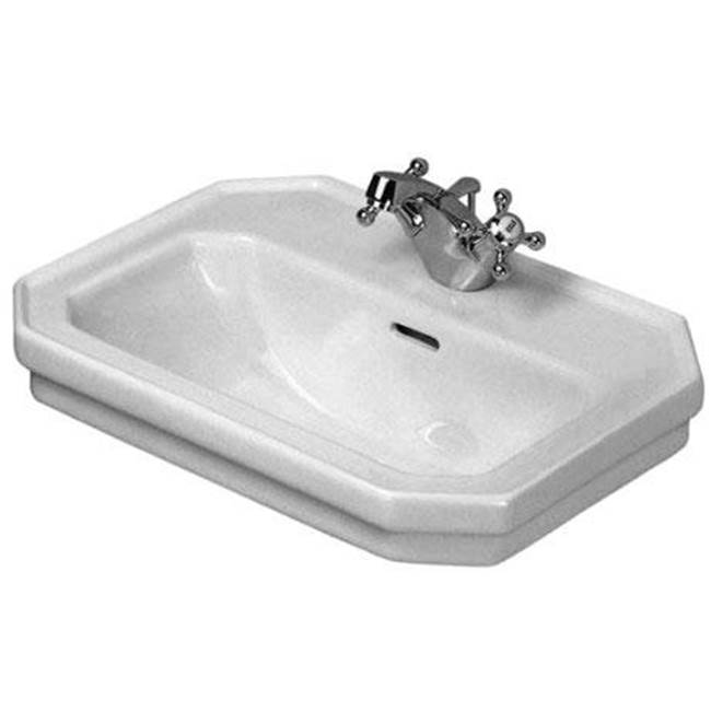 Duravit Duravit 1930 Series Hand Rinse Bathroom Sink  White