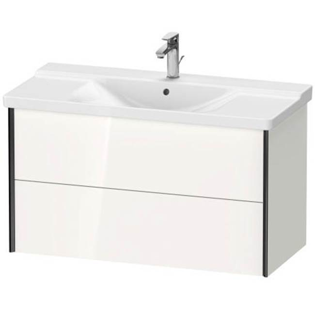Duravit Duravit XViu Vanity Unit Wall-Mounted  White High Gloss