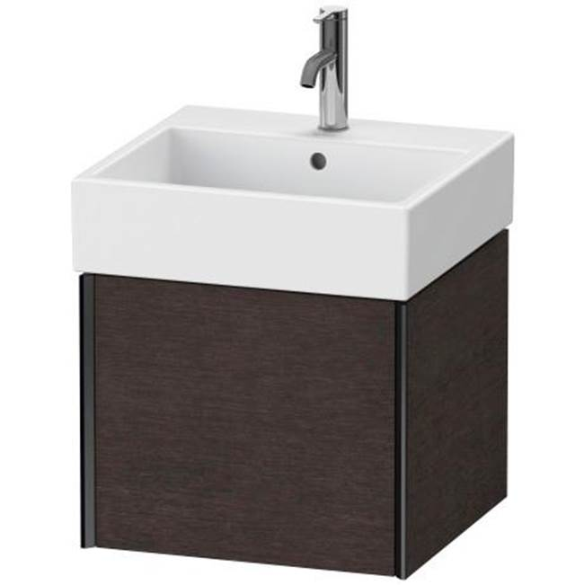 Duravit Duravit XViu Vanity Unit Wall-Mounted  Brushed Dark Oak