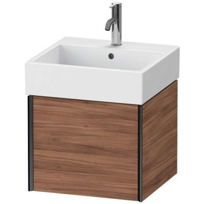Duravit Duravit XViu Vanity Unit Wall-Mounted  Natural Walnut