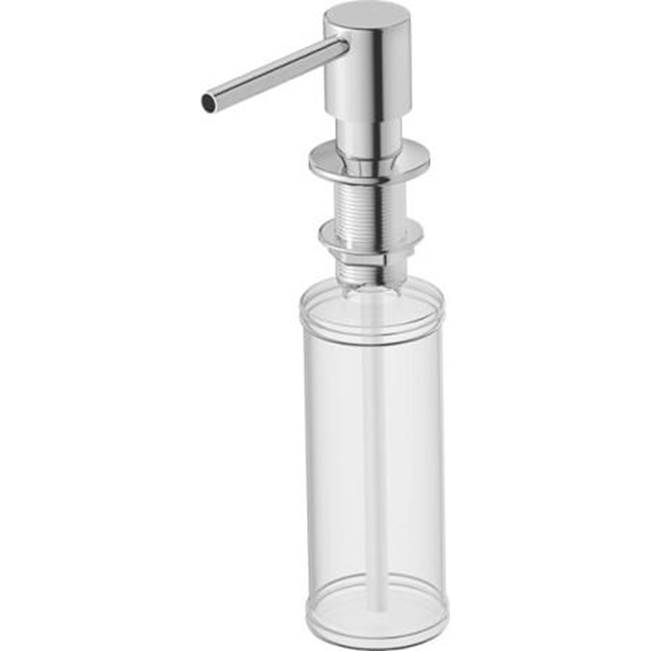 Duravit Duravit Soap Dispenser  Chrome