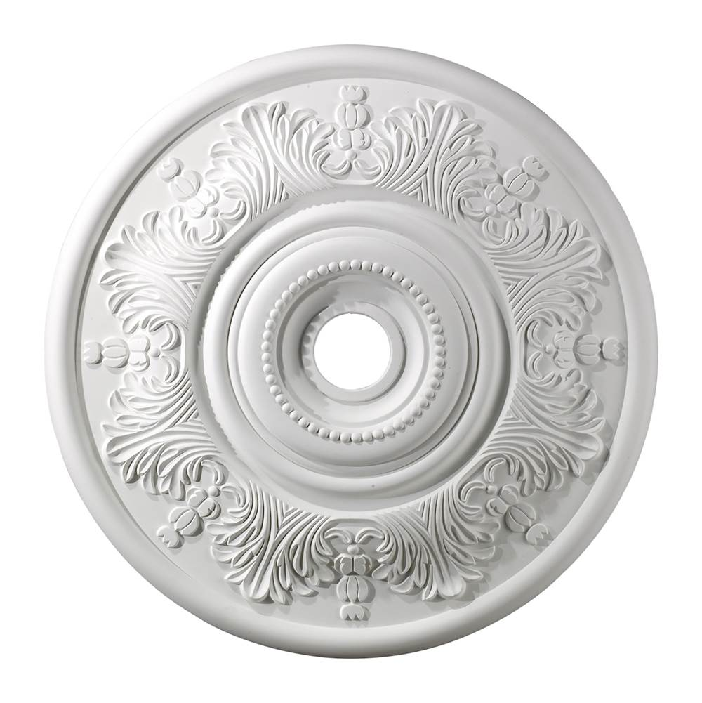 Elk Lighting Laureldale Medallion 30 Inch in White Finish