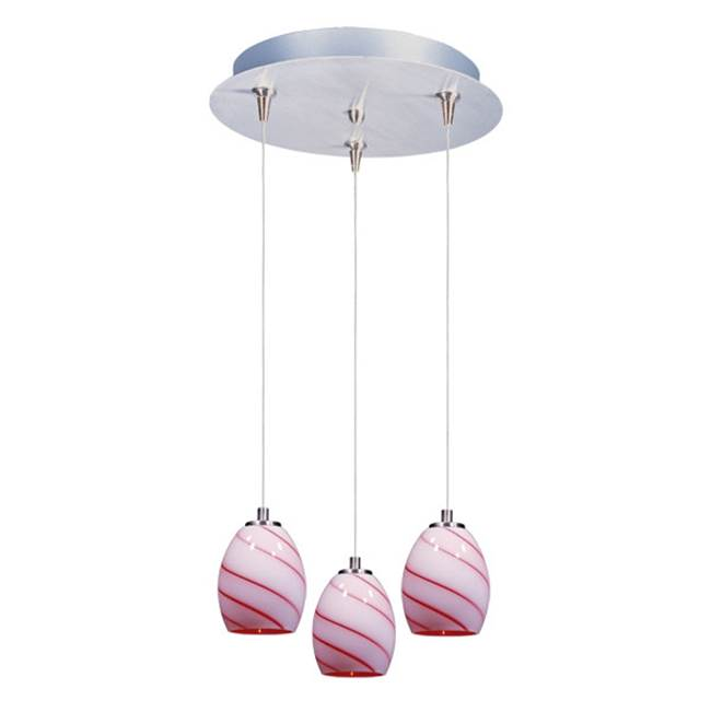 ET2 Swirl-Multi-Light Pendant