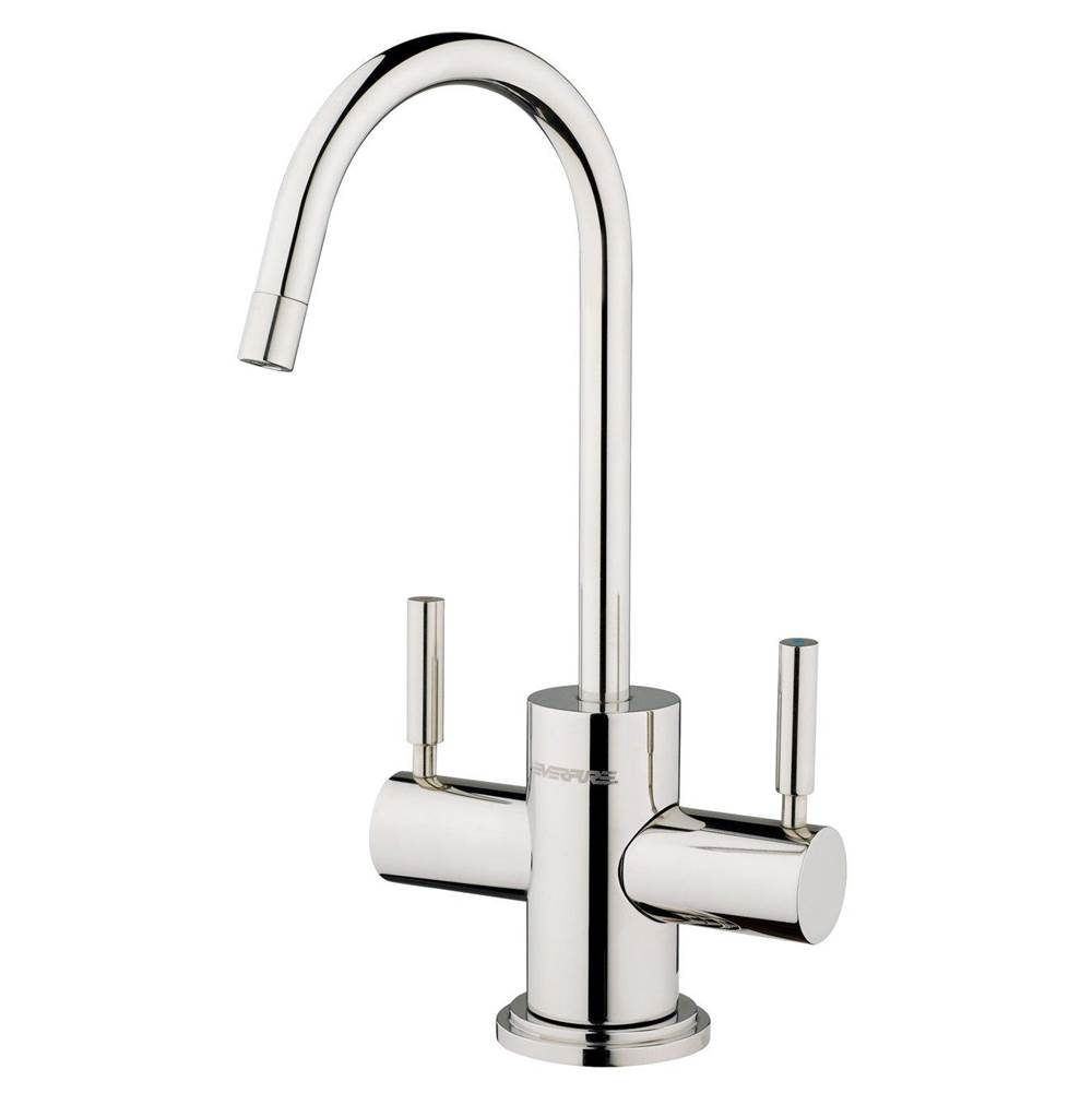 Ever Pure Faucet, Hot/Cold Polished SS