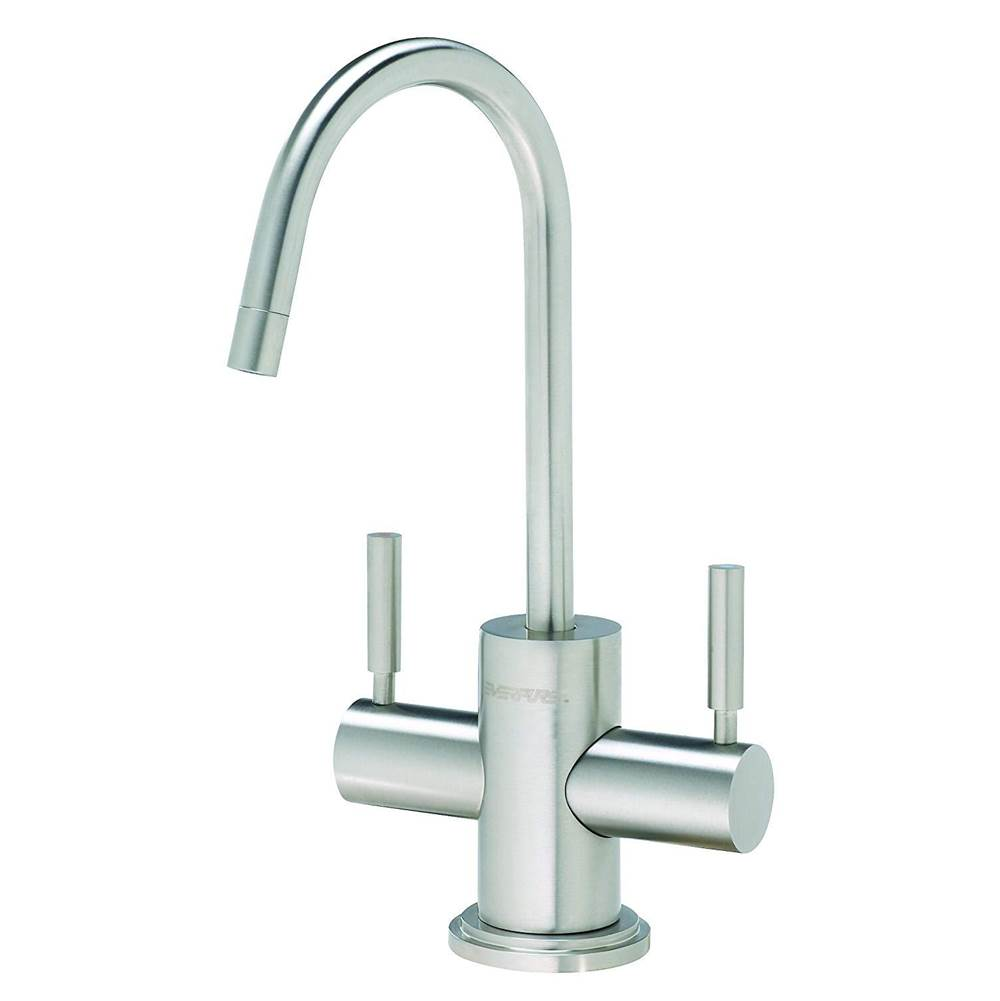 Ever Pure Faucet, Hot/Cold Brushed SS