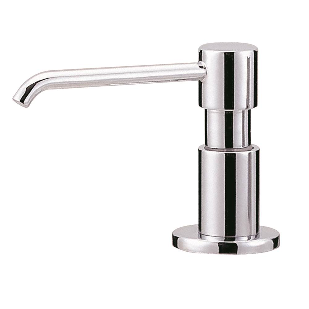 Gerber Plumbing Parma Deck Mount Soap and Lotion Dispenser Chrome