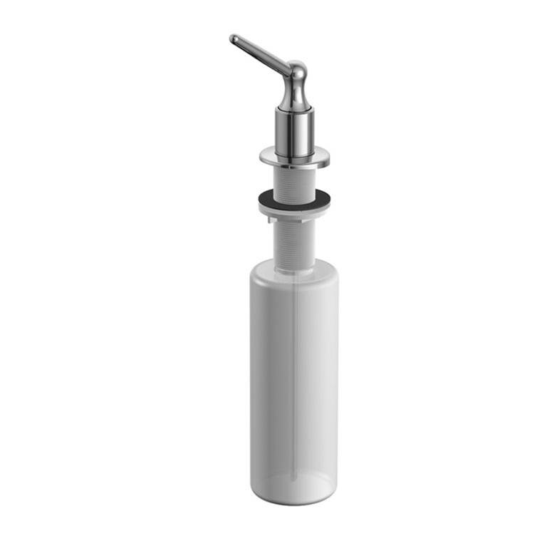 Gerber Plumbing Soap and Lotion Dispenser Chrome