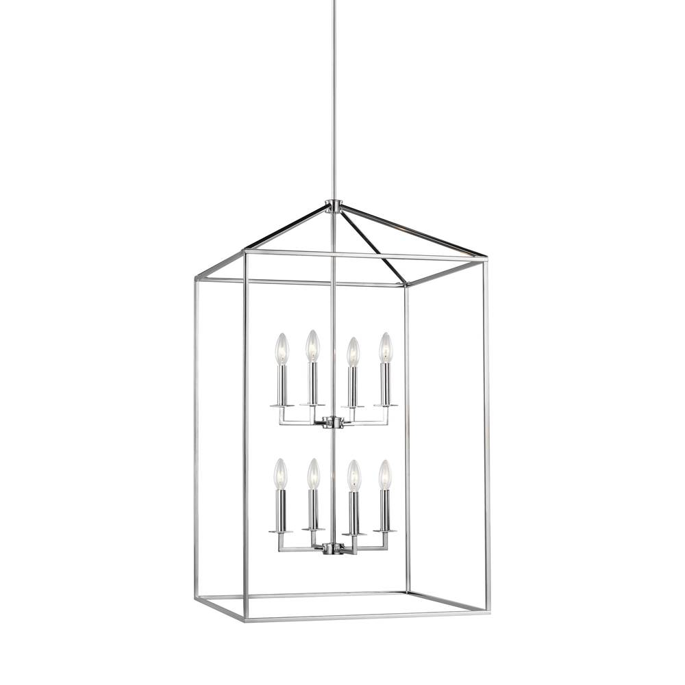Generation Lighting Extra Large Eight Light Hall / Foyer
