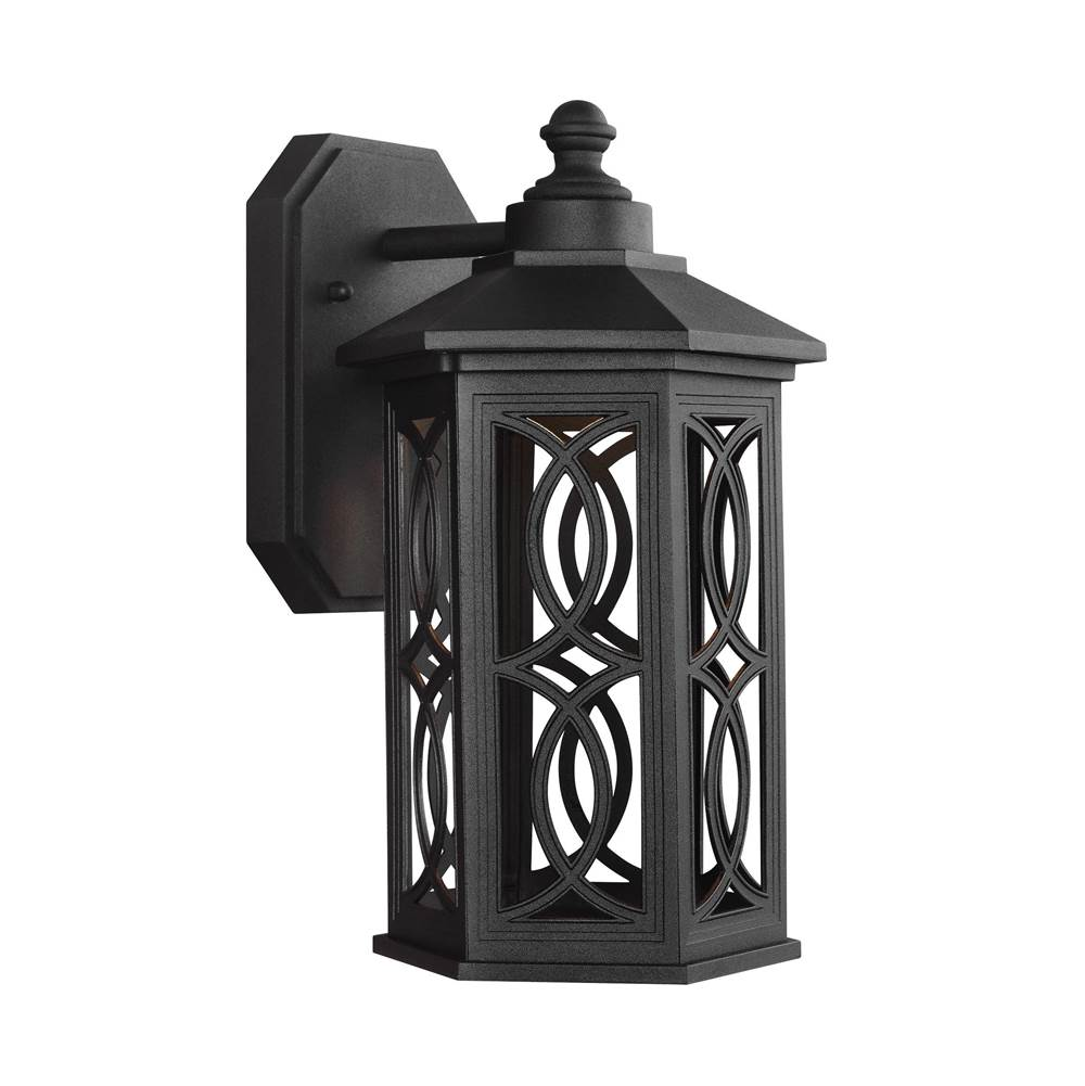 Generation Lighting Ormsby Small LED Outdoor Wall Lantern