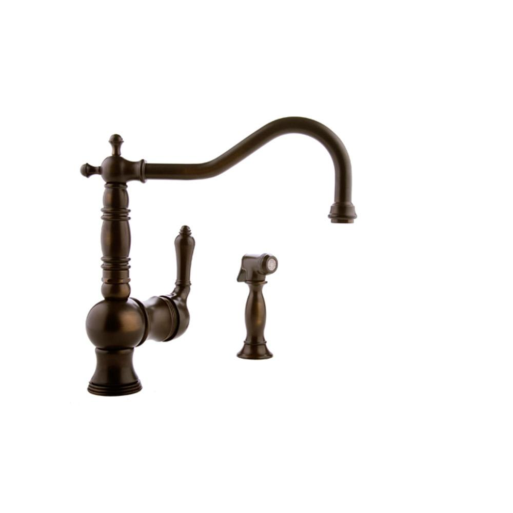 Graff Canterbury Kitchen Faucet w/Side Spray