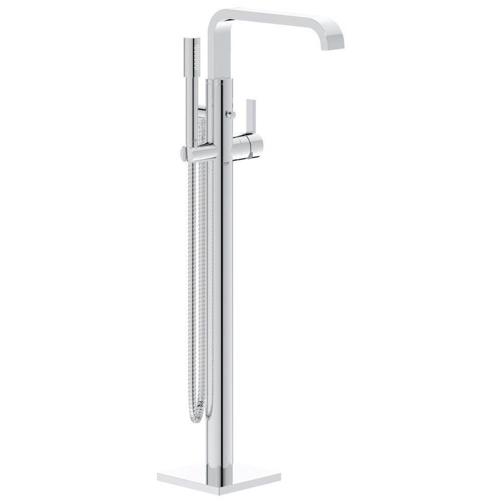 Grohe Single-Handle Freestanding Tub Faucet with 1.75 GPM Hand Shower