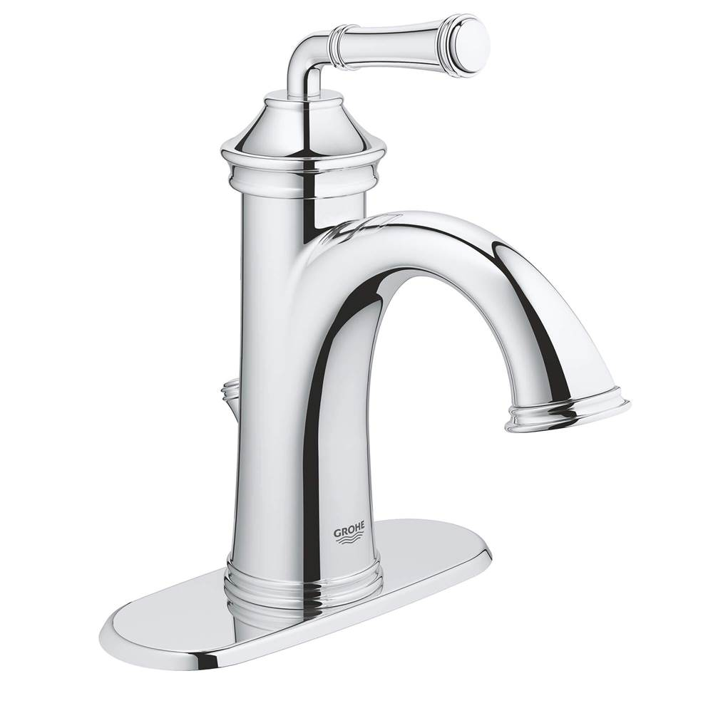 Grohe Single Hole Single-Handle S-Size Bathroom Faucet 1.2 GPM