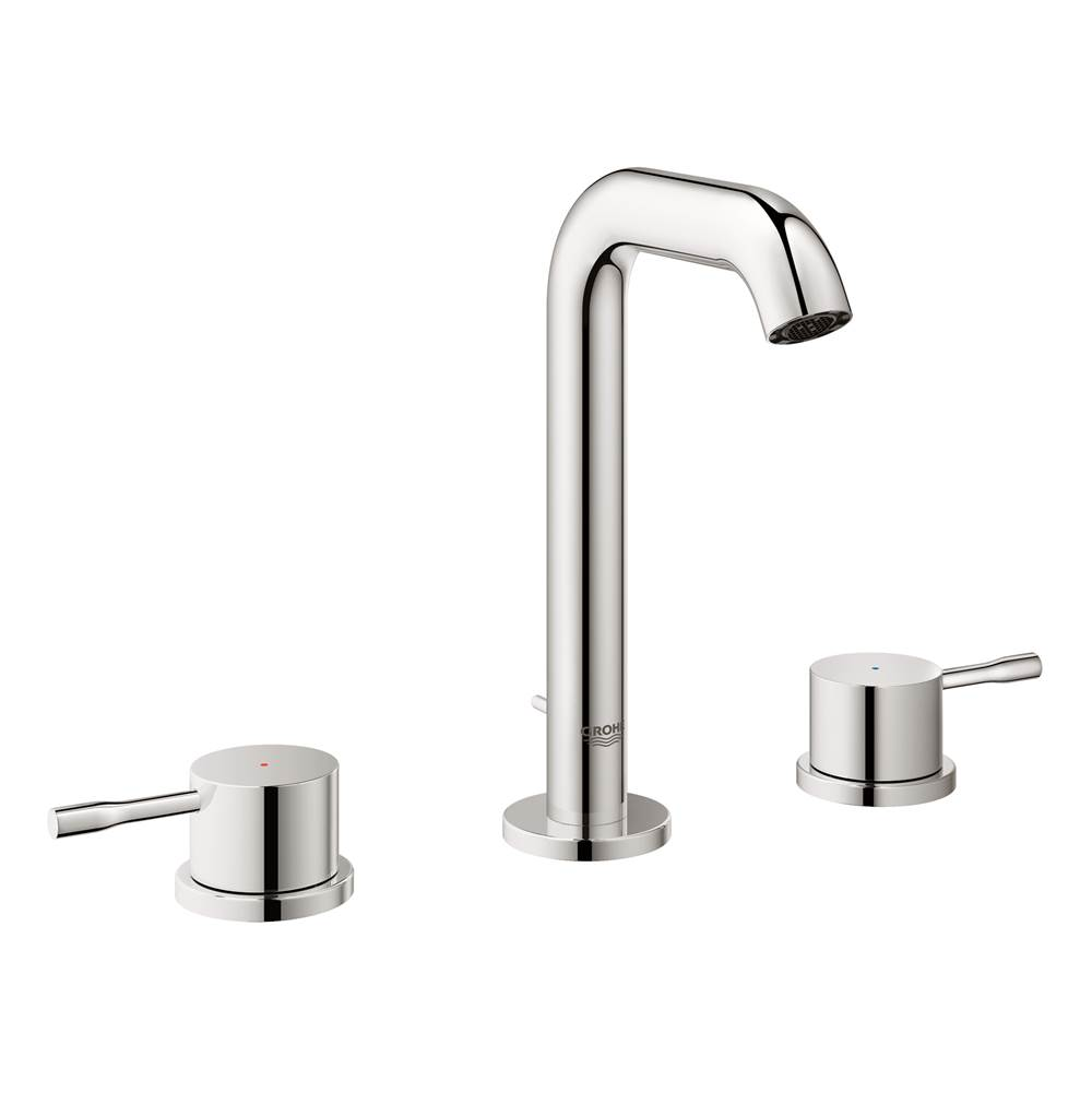 Grohe 8-inch Widespread 2-Handle M-Size Bathroom Faucet 1.2 GPM