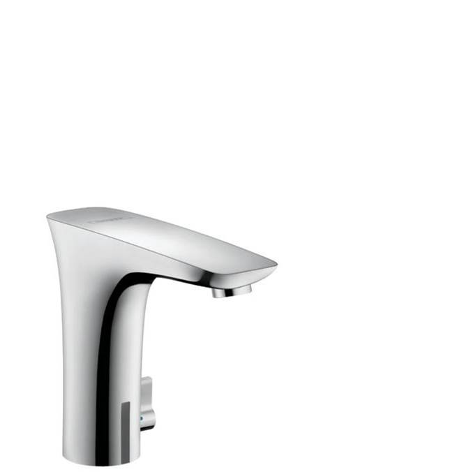 Hansgrohe Puravida Electronic Faucet With Temperature Control In Chrome