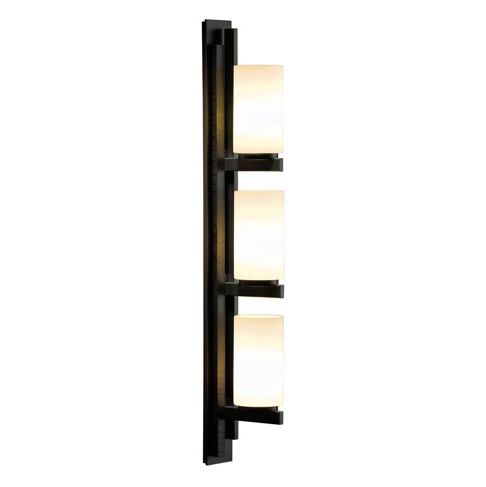 Hubbardton Forge Ondrian 3 Light Vertical Sconce