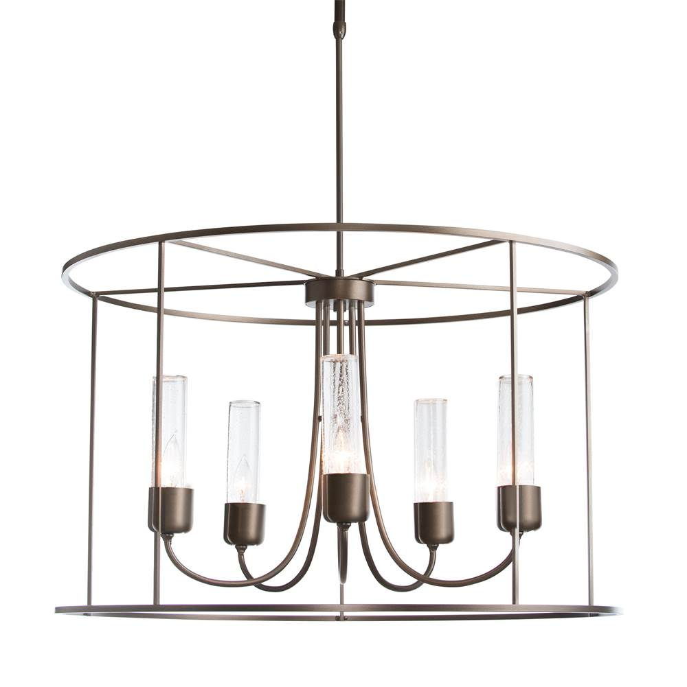 Hubbardton Forge Portico Drum Outdoor Pendant