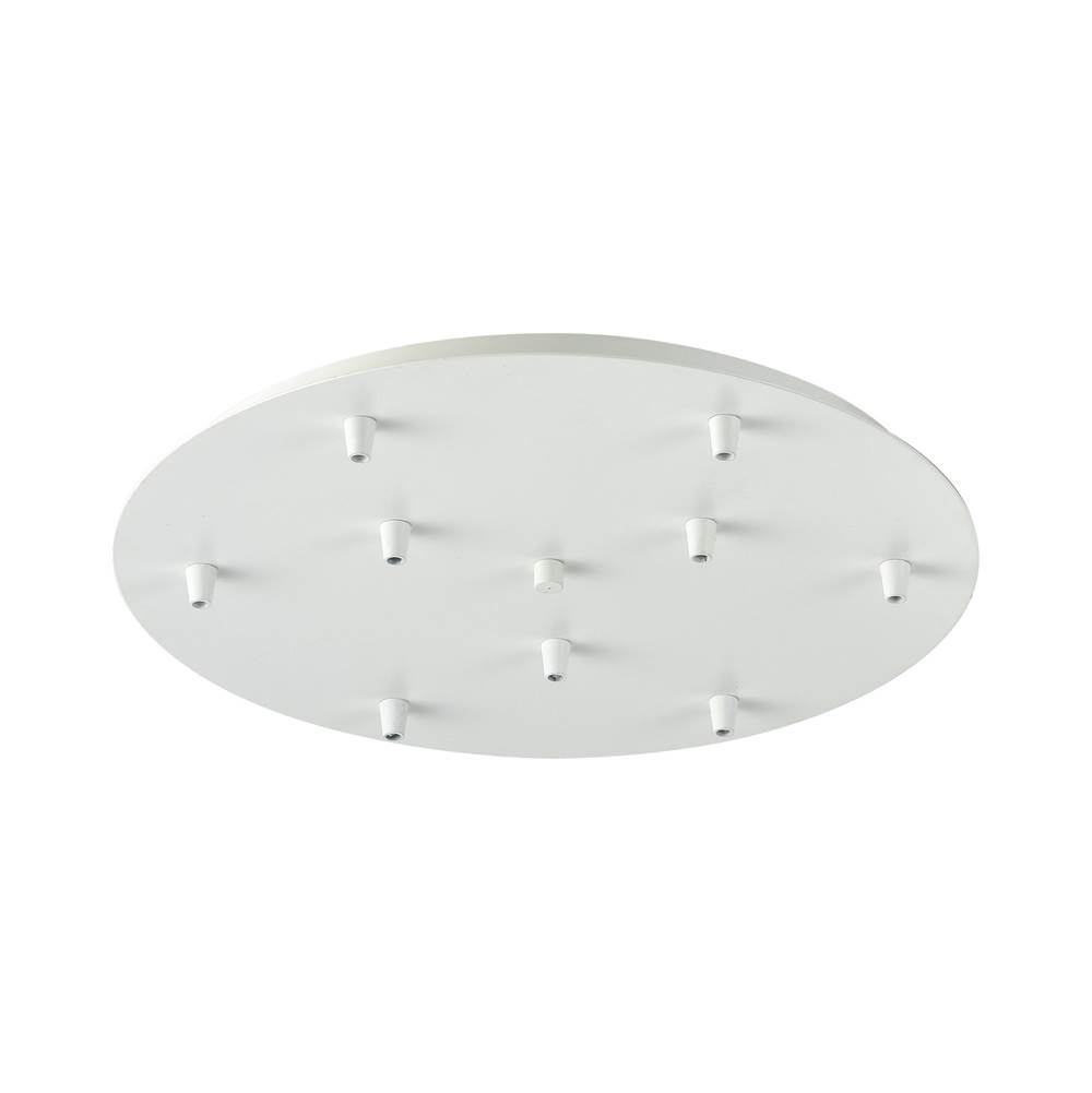 Innovations 9 Light Round Multi Port Canopy