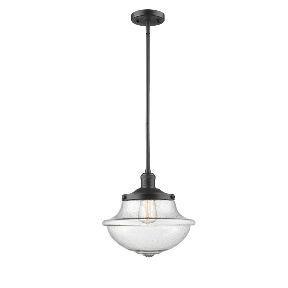 Innovations Large Oxford 1 Light Mini Pendant part of the Franklin Restoration Collection
