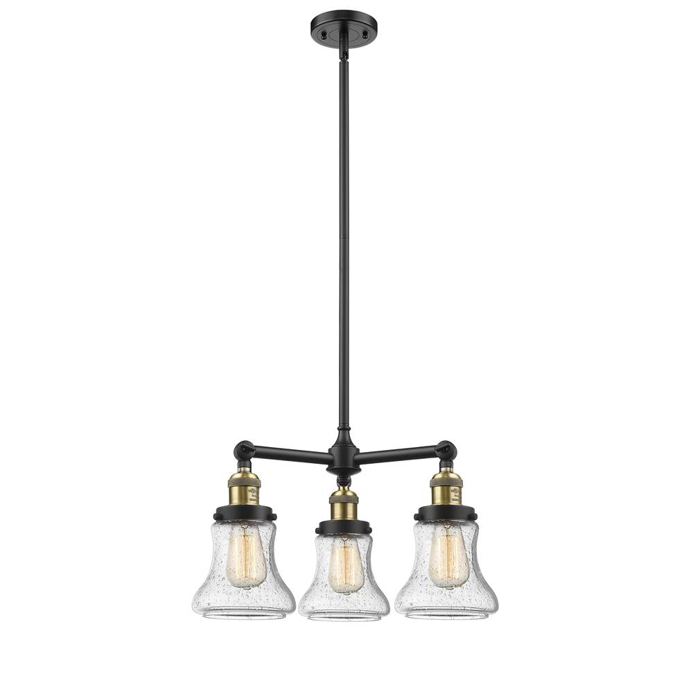 Innovations Bellmont 3 Light Chandelier part of the Franklin Restoration Collection