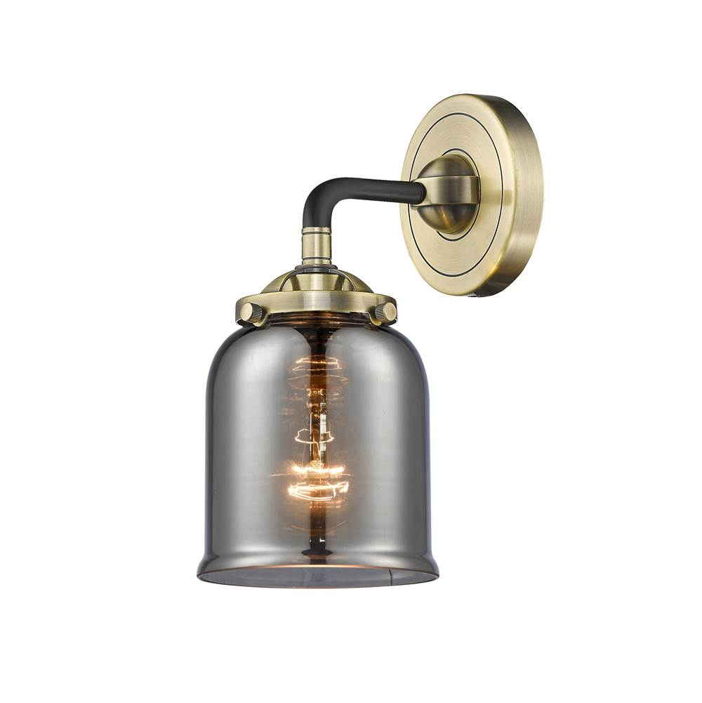 Innovations Small Bell 1 Light Sconce part of the Nouveau Collection