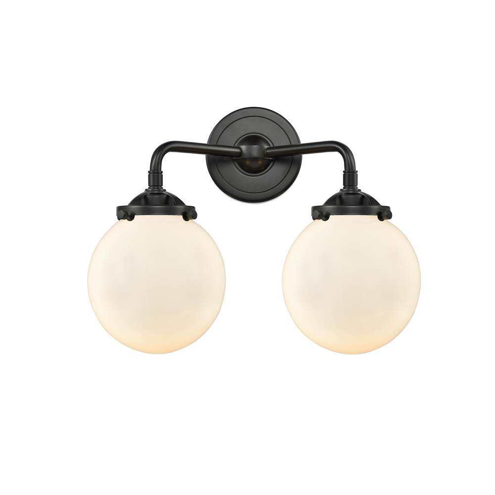 Innovations Beacon 2 Light Bath Vanity Light part of the Nouveau Collection
