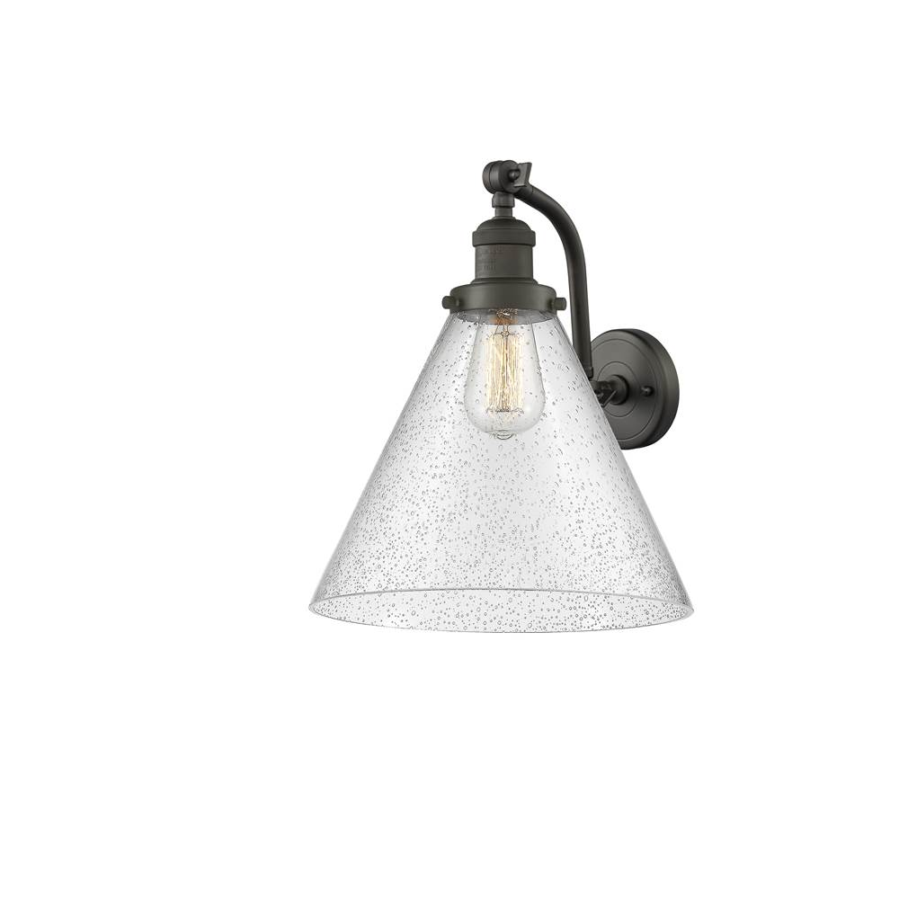 Innovations X-Large Cone 1 Light Sconce