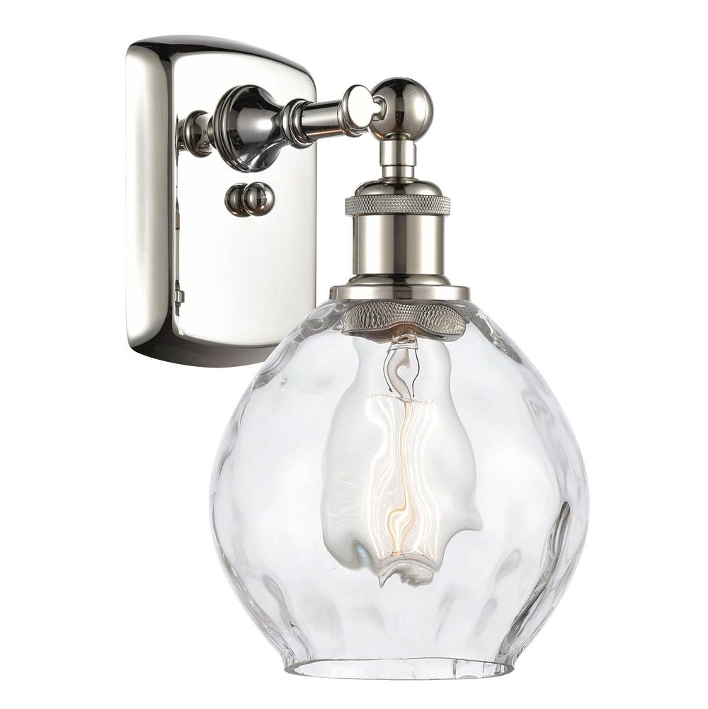 Innovations Small Waverly 1 Light Sconce
