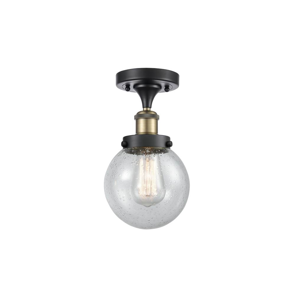 Innovations Beacon 1 Light Semi-Flush Mount