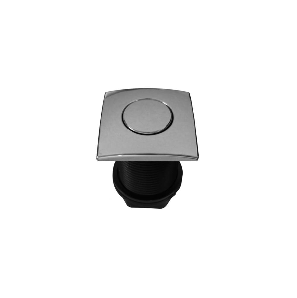 Jaclo Waste Disposal Square Air Switch Button