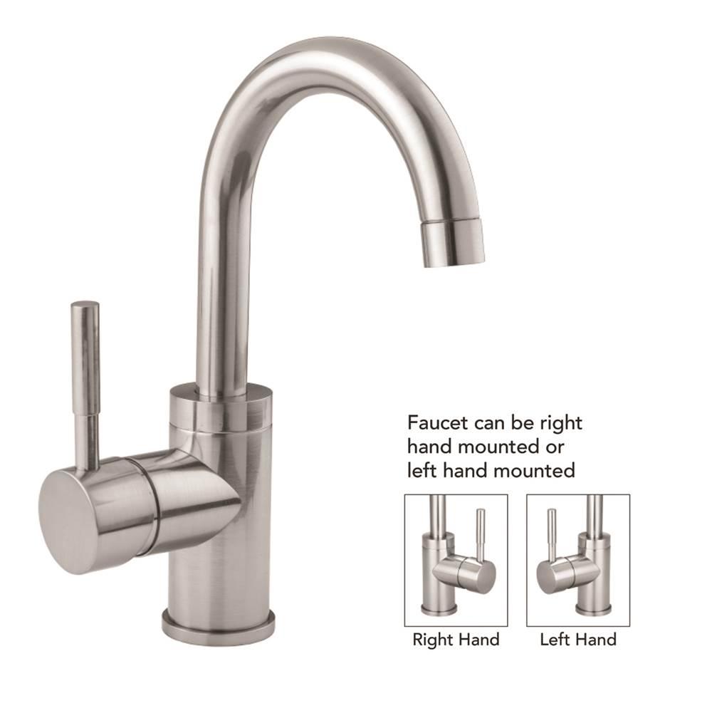 Single Hole Bathroom Sink Faucets Waterware Showrooms Of Plimpton Hills Clinton Danbury Fairfield Farmington Hartford Stamford Torrington Great Barrington