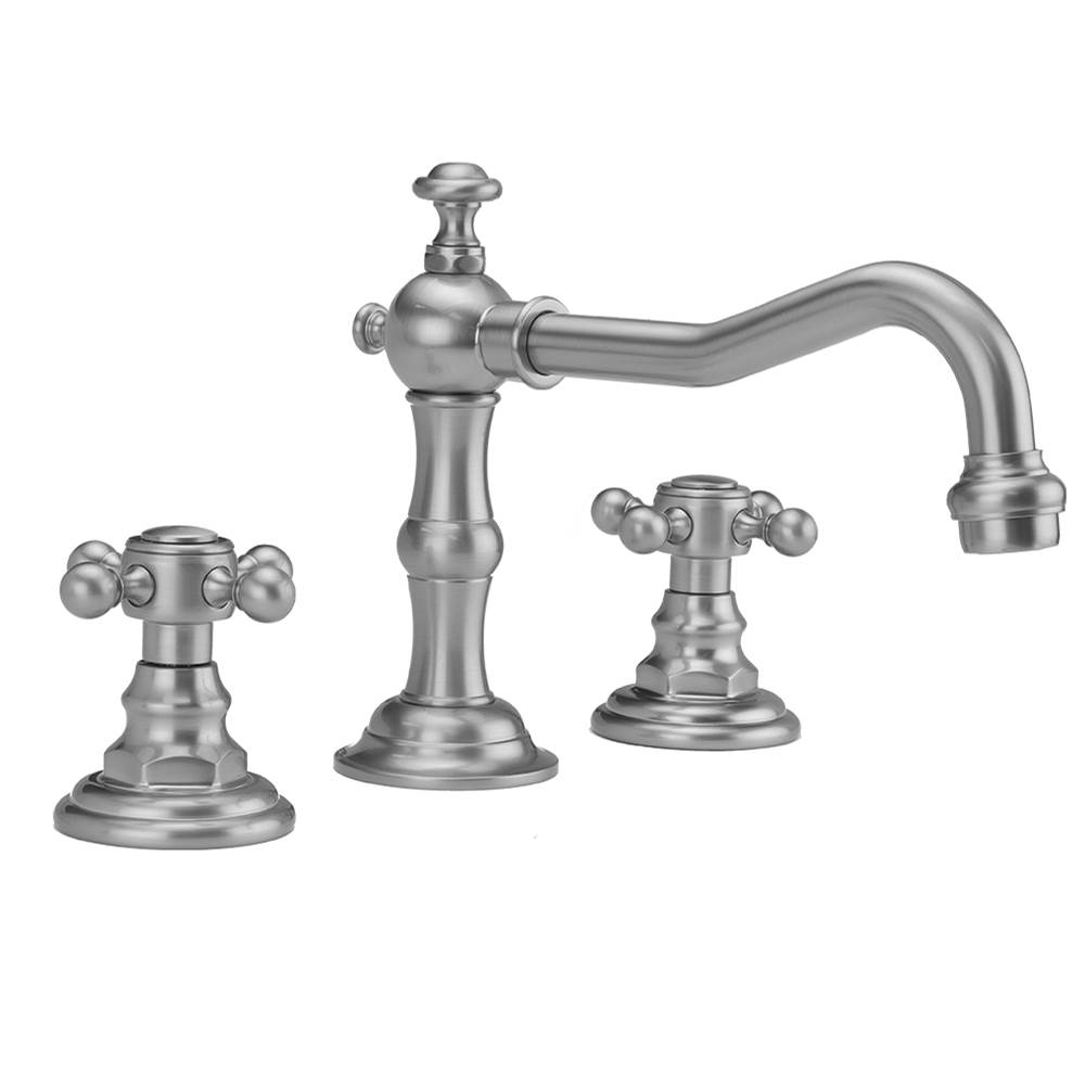 Jaclo Roaring 20''s Faucet with Ball Cross Handles- 1.2 GPM