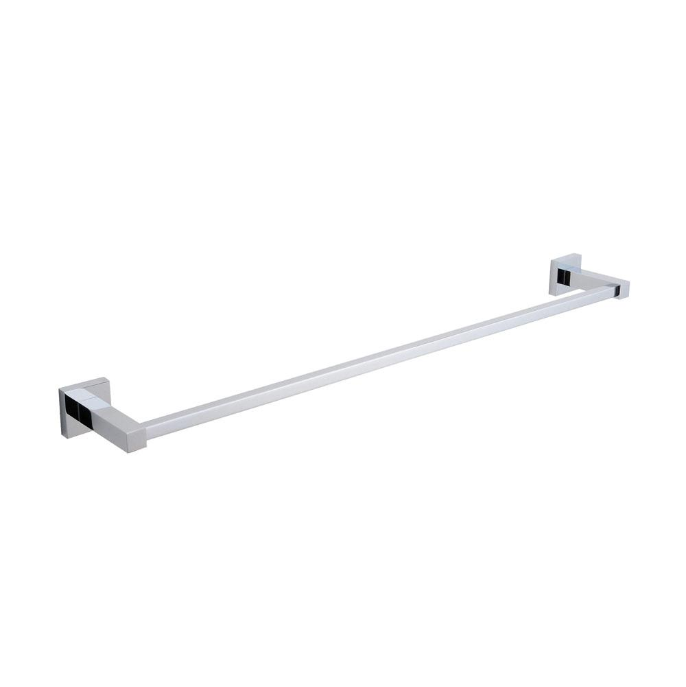 Kartners LONDON - Towel Bar 9  -  Flashed Black