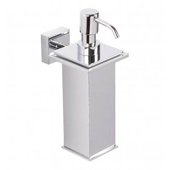 Kartners MADRID - Soap / Lotion Dispenser (WM)- Brushed Chrome