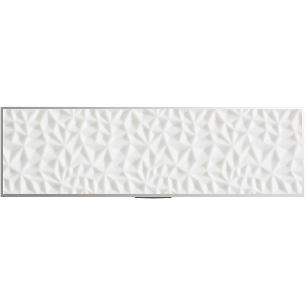 Kohler Tailor 28-3/4'' Carved Stone Insert