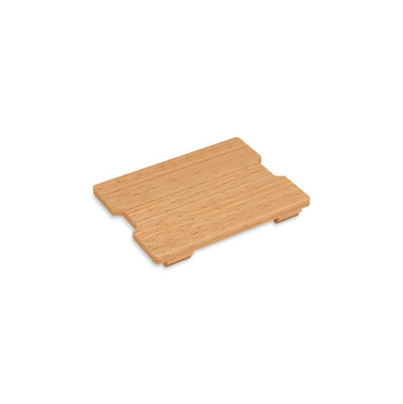 Kohler Prolific® large bamboo cutting board