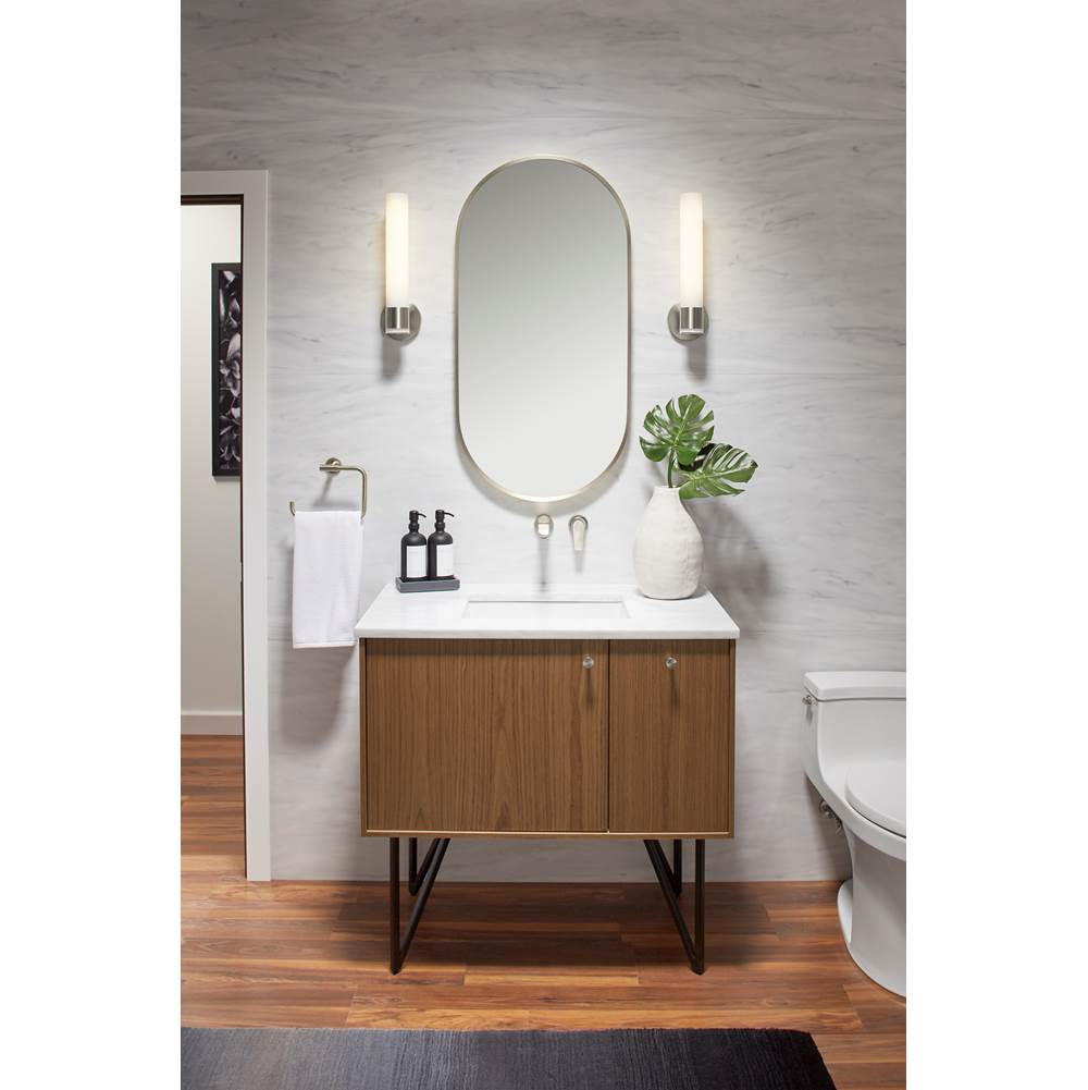 Kohler Essential 20'' x 40'' capsule decorative mirror