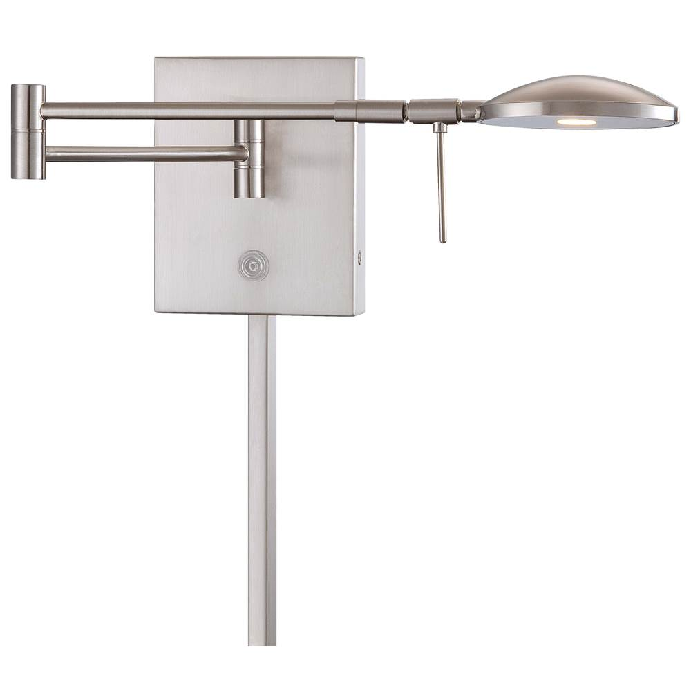 George Kovacs 1 Light Led Swing Arm Wall Lamp