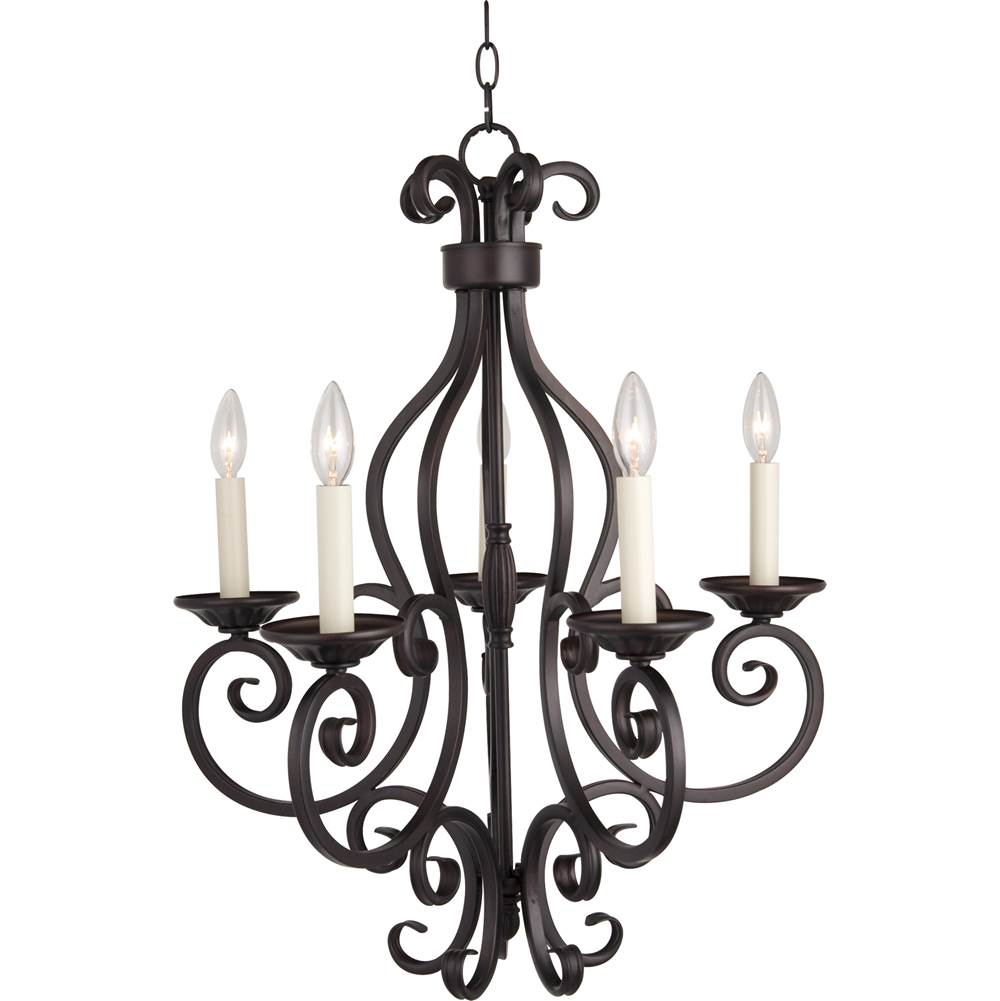 Maxim Lighting Manor 5-Light Chandelier