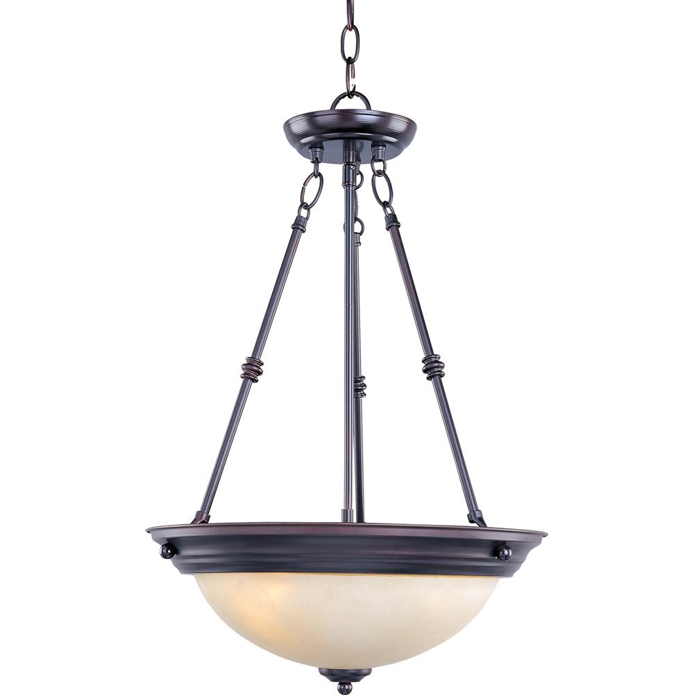 Maxim Lighting Essentials - 584x-Invert Bowl Pendant
