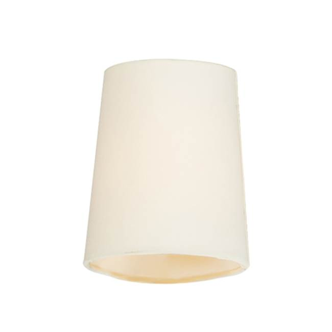 Maxim Lighting Canvas Fabric Shade for 30305,6,7 D4''x5''xH6''