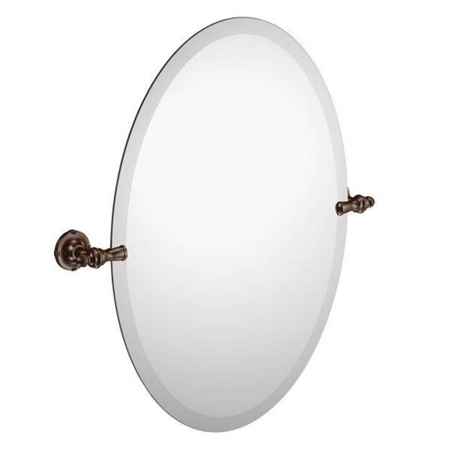 Moen Oil rubbed bronze mirror