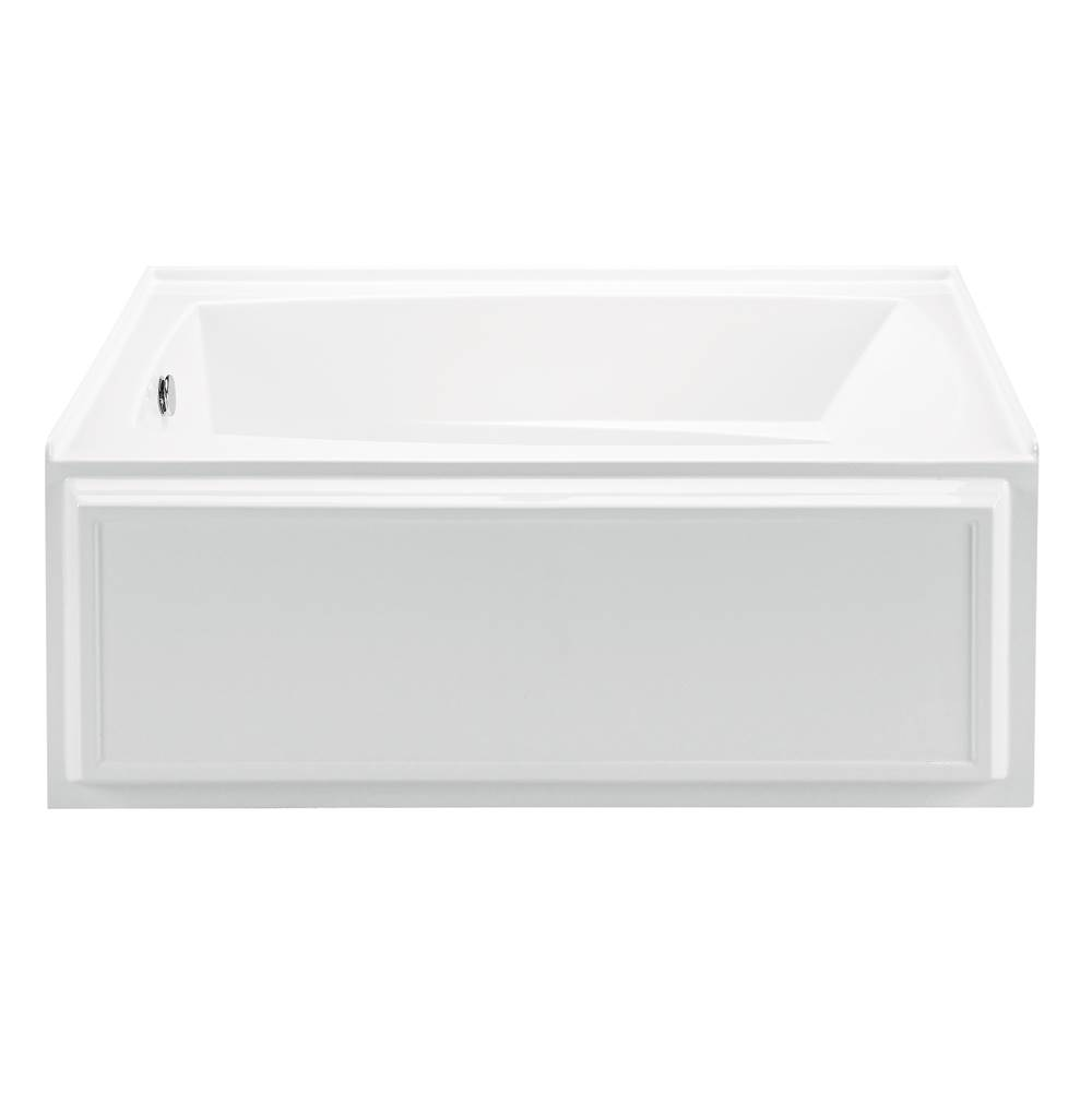MTI Baths 60X32 BISCUIT INTEGRAL SKIRTED ULTRA WHIRLPOOL/ARIA ELITE COMBO Wyndham 5- RIGHT HAN